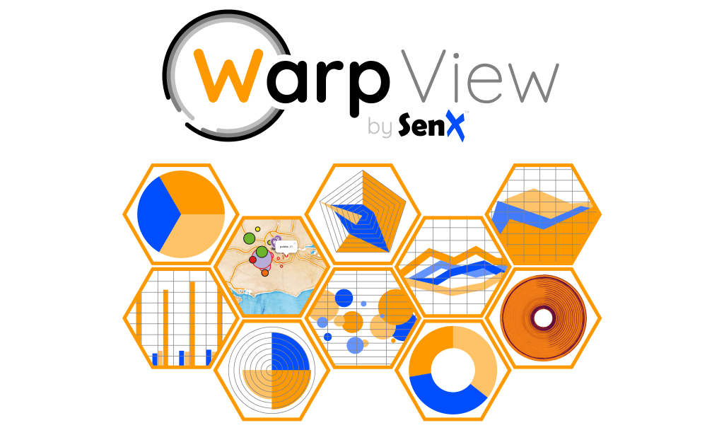 WarpView dataviz