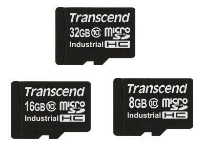 The right choice for Amzair: Transcend Industrial grade SD cards