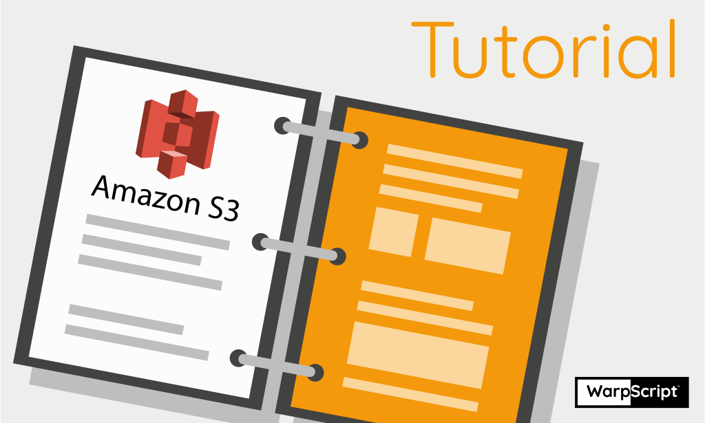 Tutorial Amazon S3 WarpScript