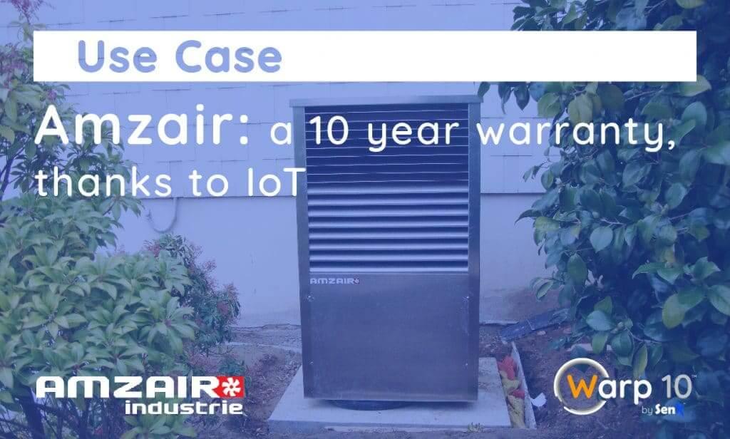 Use Case Warp 10: Amzair