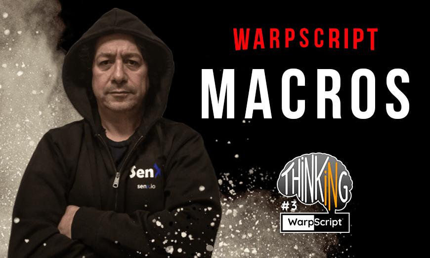 WarpScript Macros