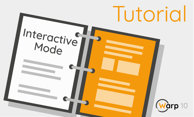 Interactive Mode Warp 10