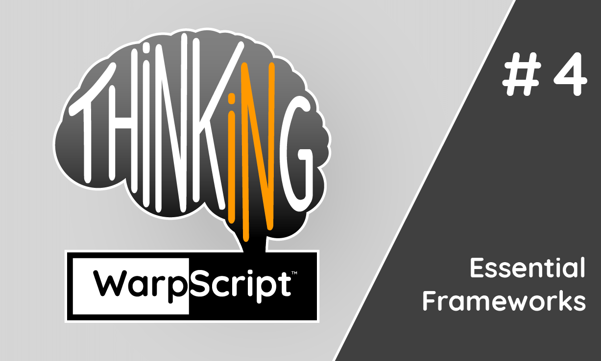 Thinking in WarpScript: Essential Frameworks