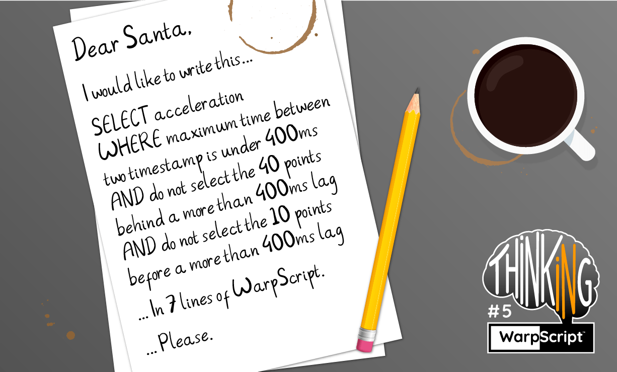 Thinking in WarpScript Dear Santa