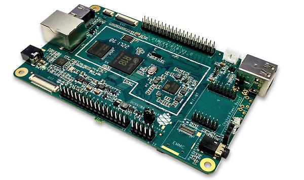 ARM64: PINE64 LTS