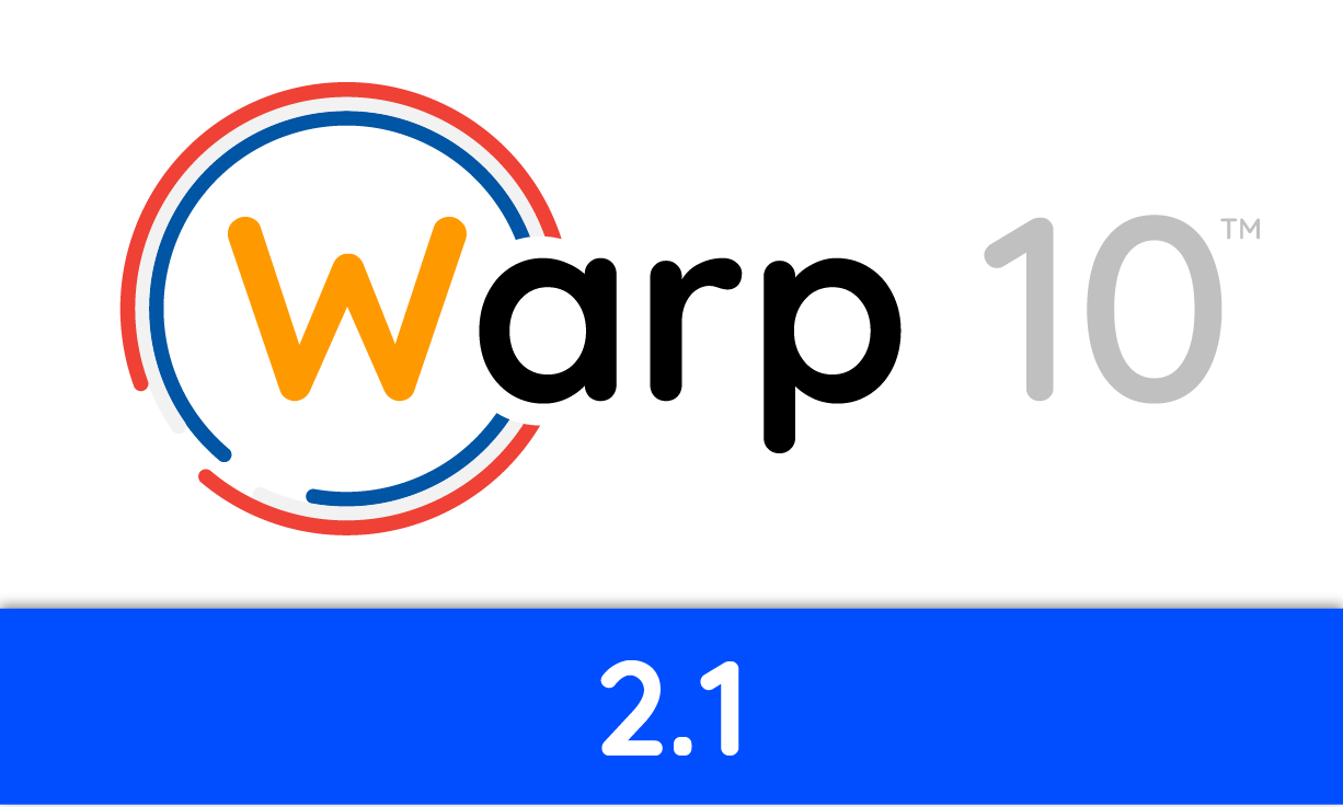 Warp 10 release 2.1.0