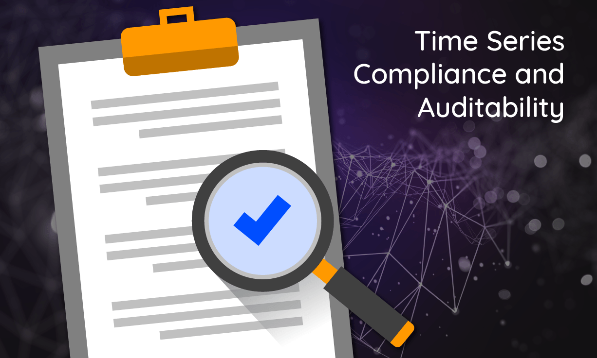 Compliance and Auditability: blockchain