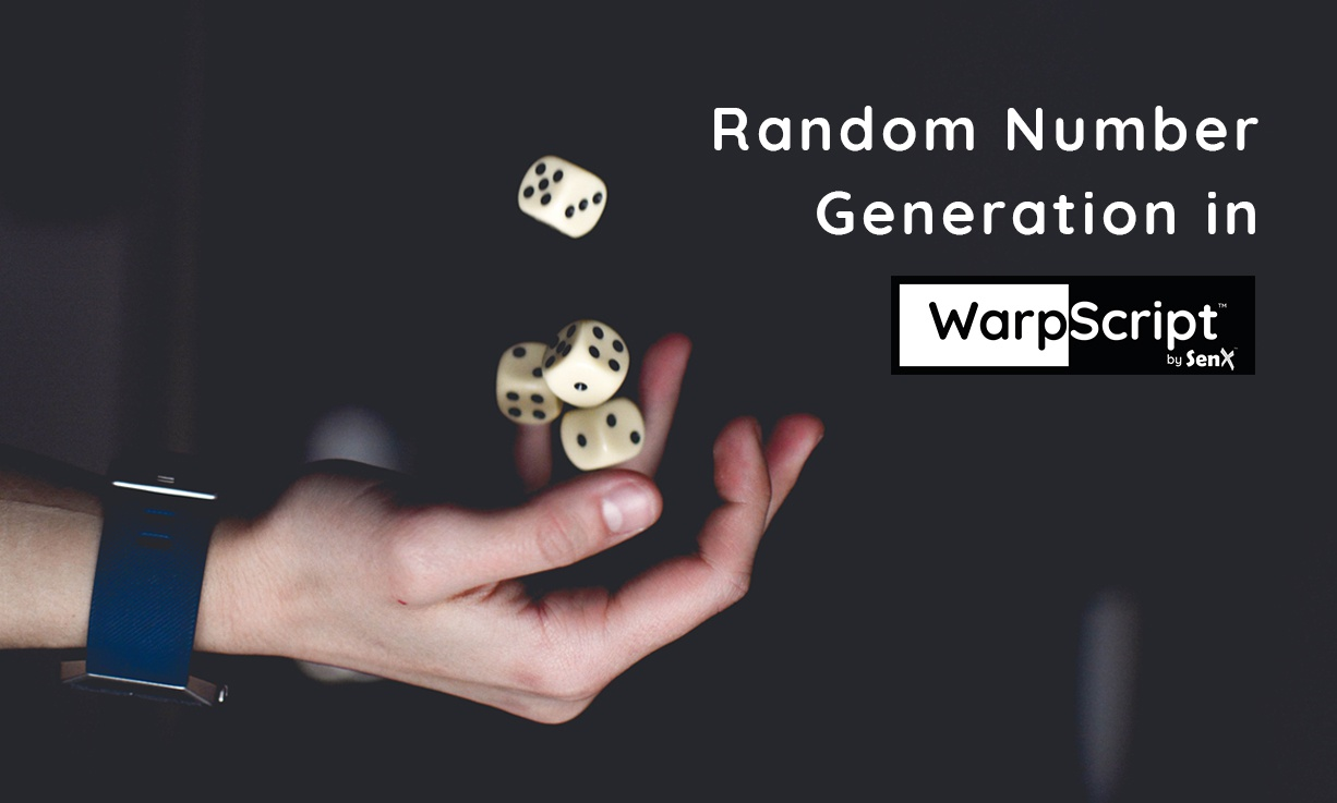 random number generation in WarpScript