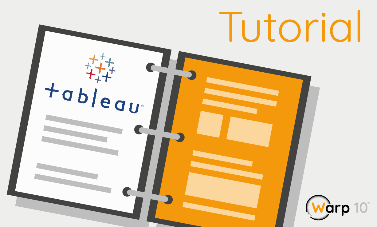 tutorial Tableau and Warp 10