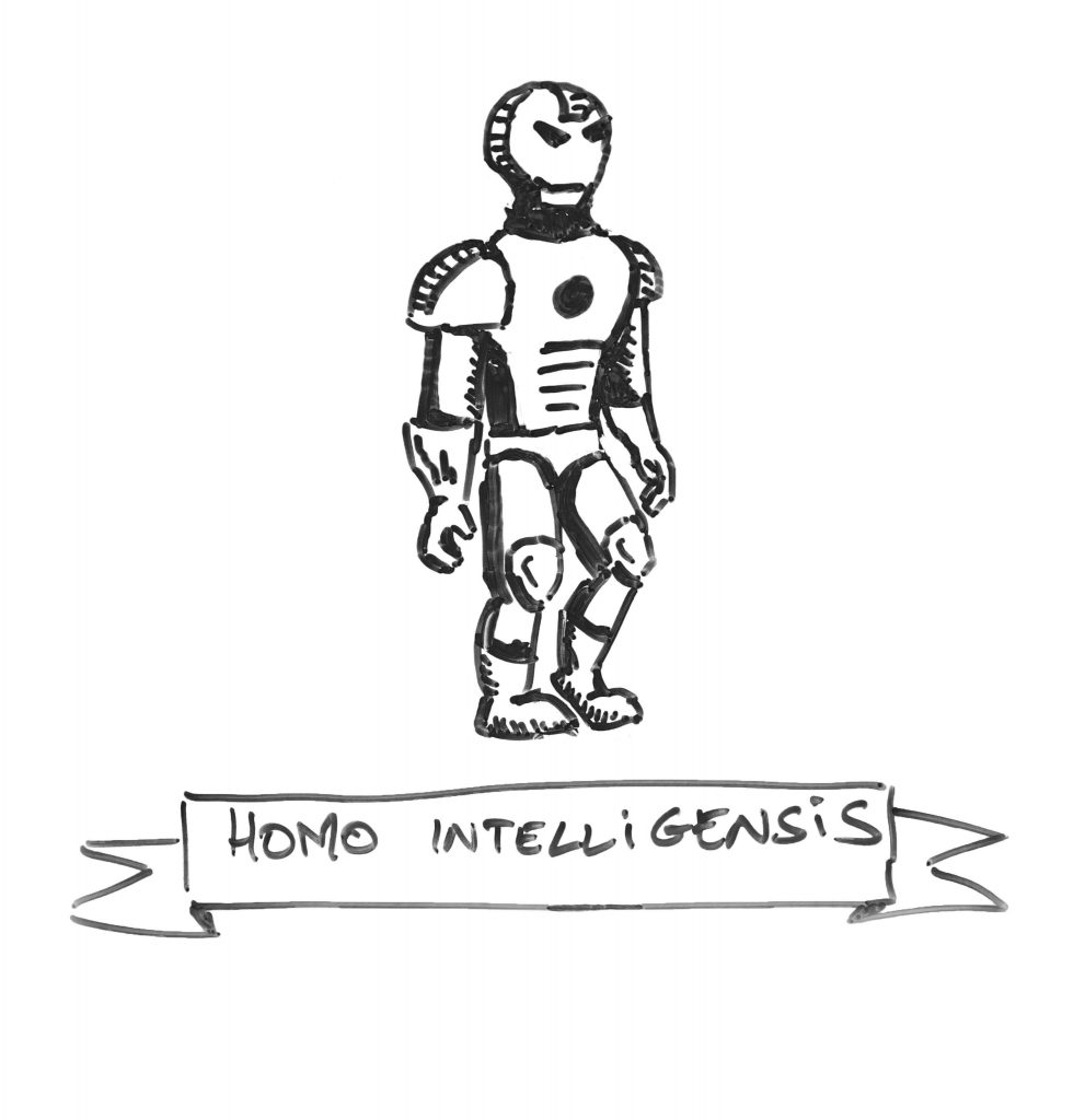 Homo Intelligensis