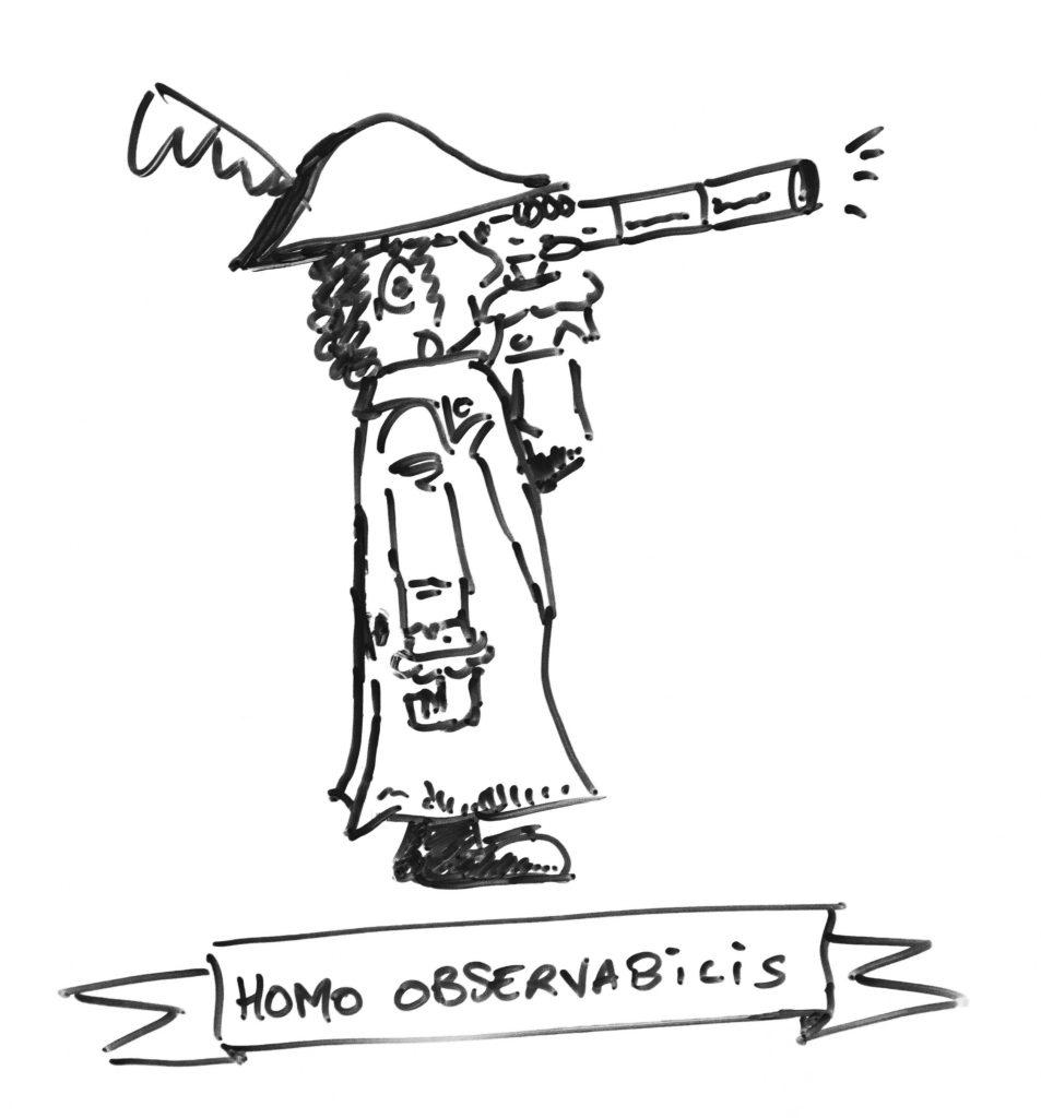 Homo Observabilis