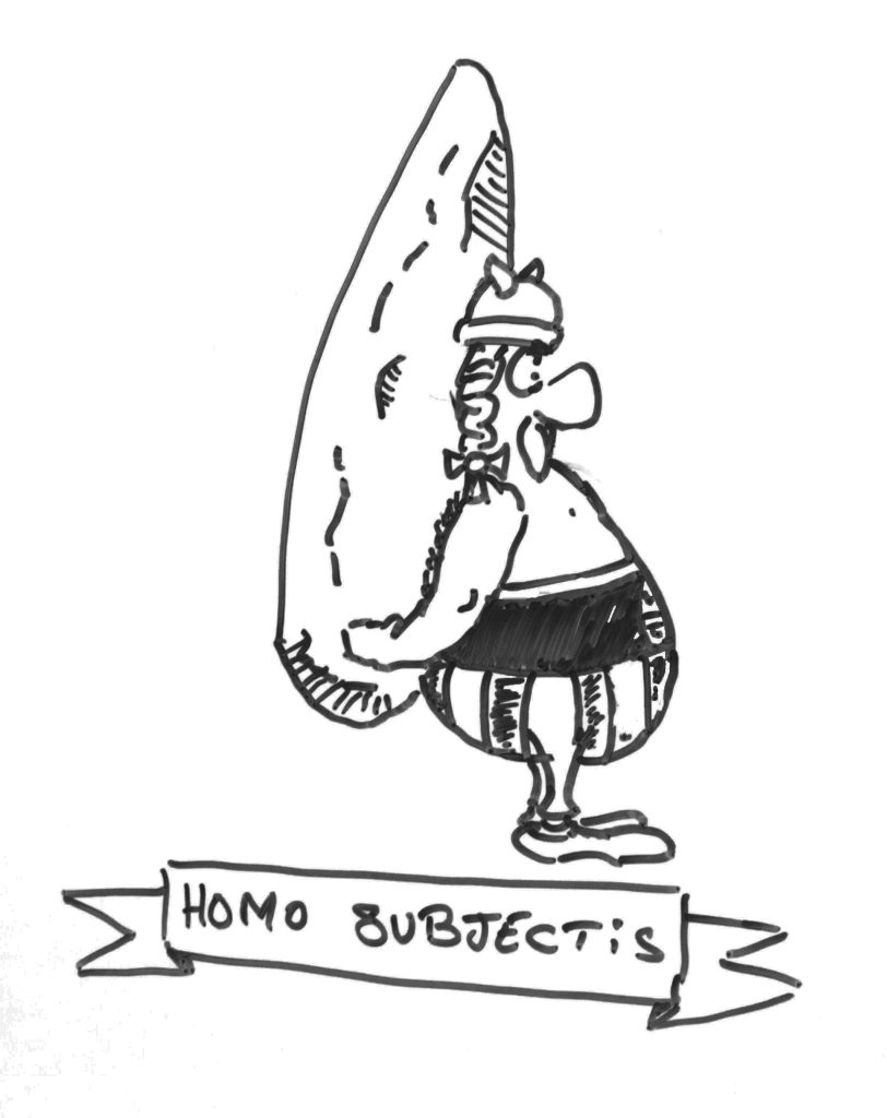 Homo Subjectis