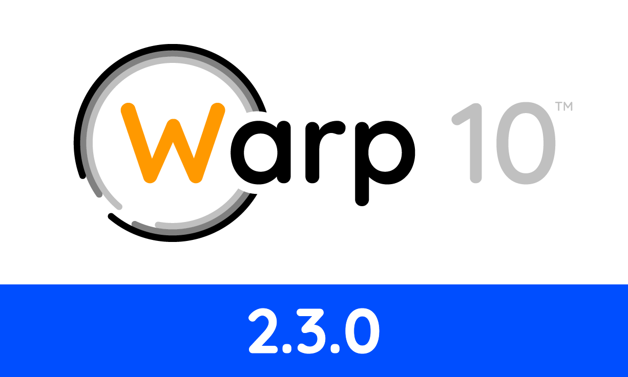 Warp 10 release 2.3.0