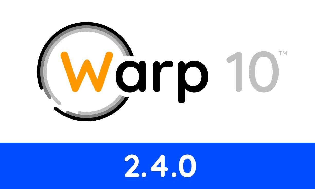 Release Warp 10 2.4.0