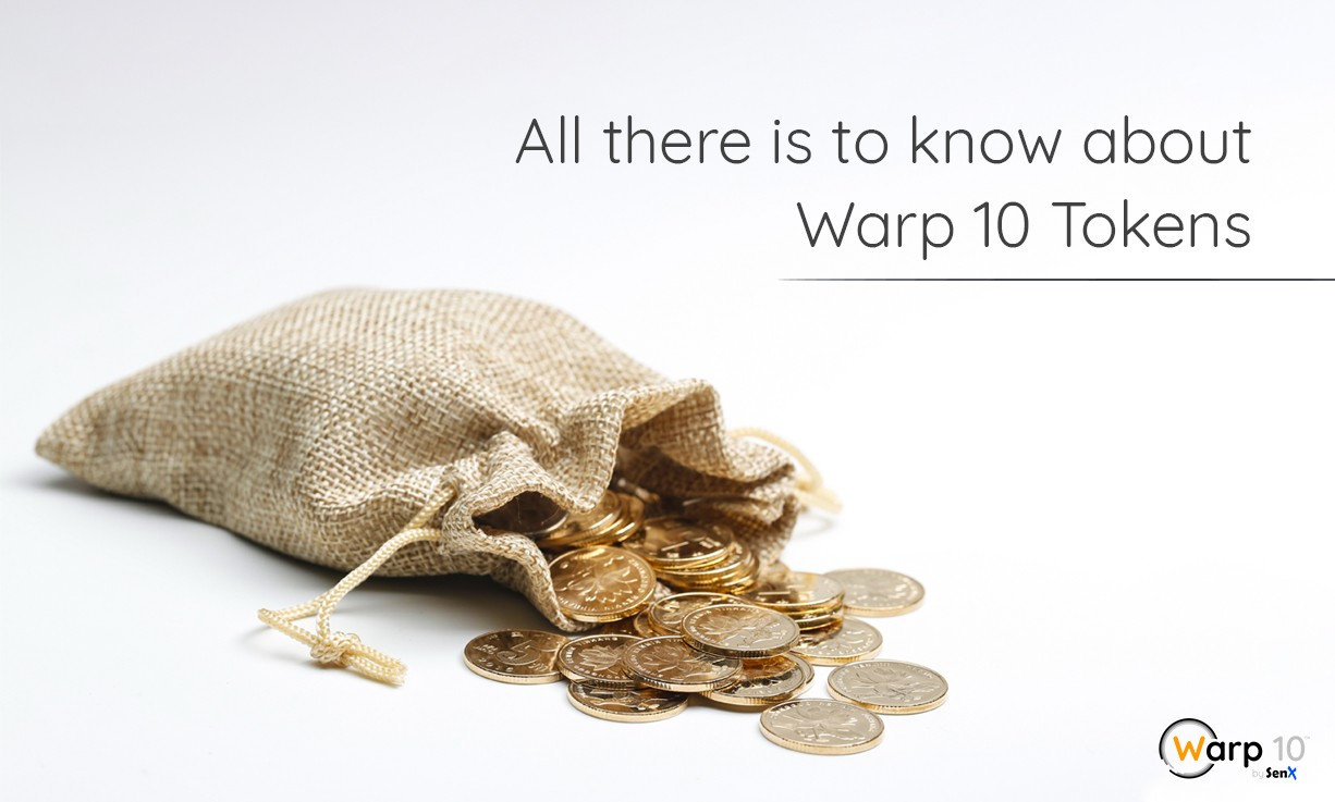 All there is to know about Warp 10 Tokens