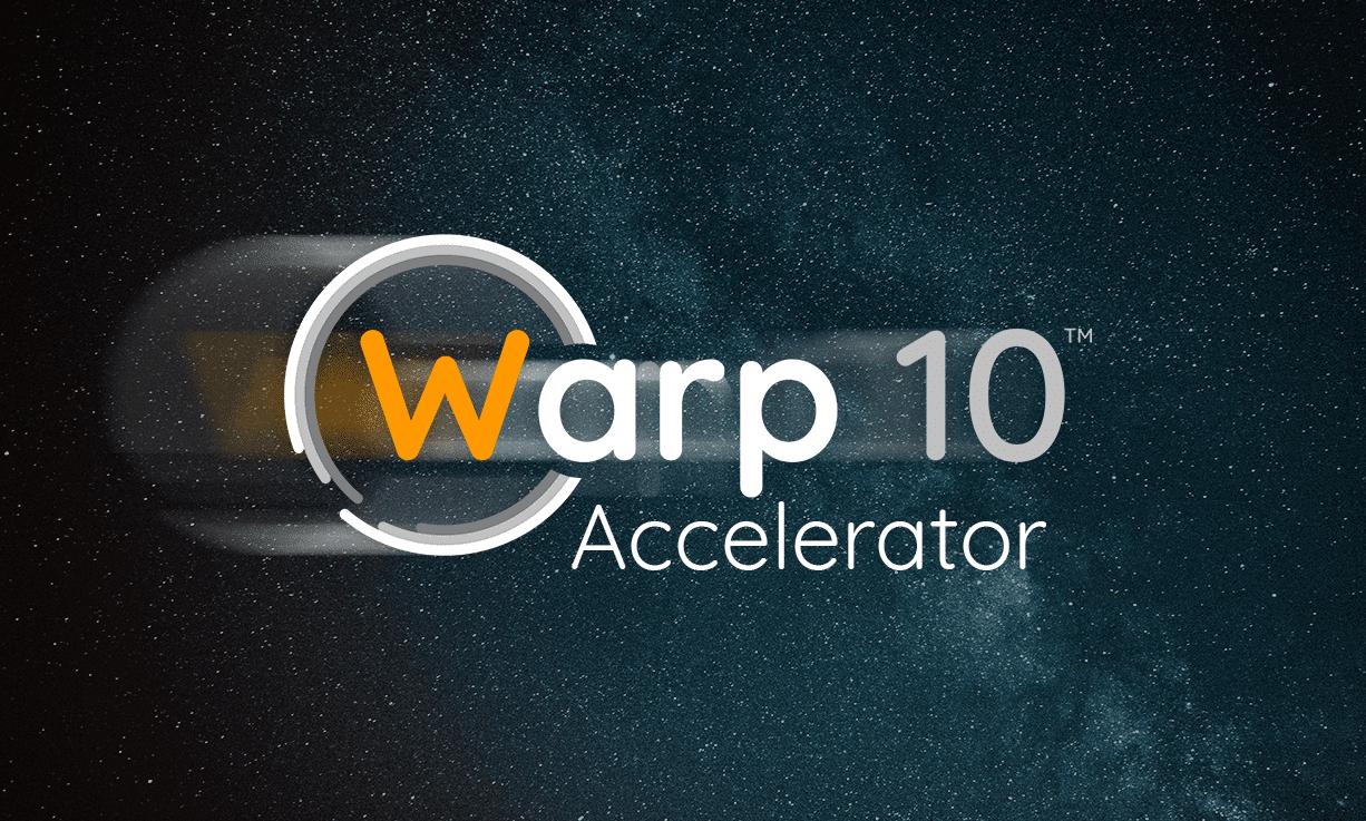 Warp 10 Accelerator - Beyond fast