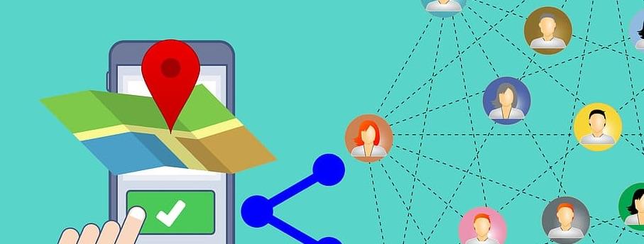 Données de geolocalisation des utilisateurs de smartphone