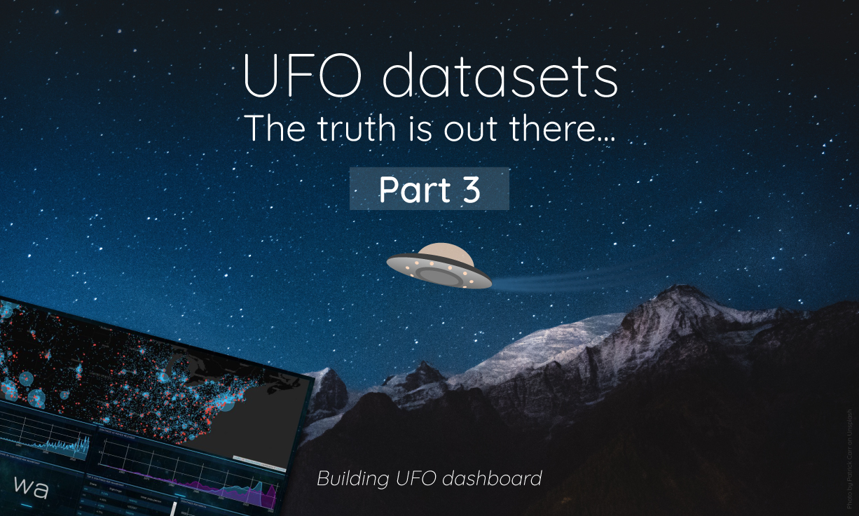UFO datasets: the truth is out there, part 3
