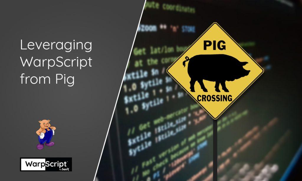 Leveraging WarpScript with Pig