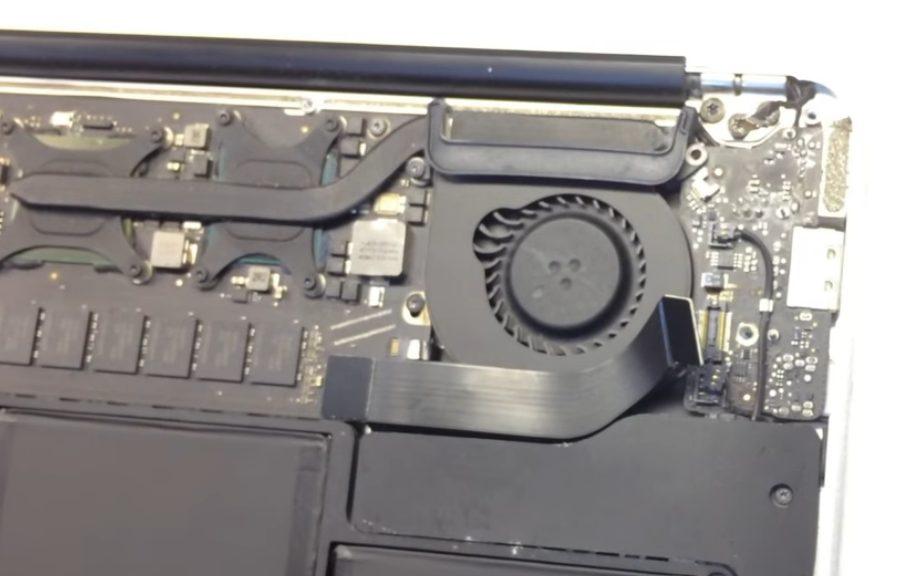 inside macbook air