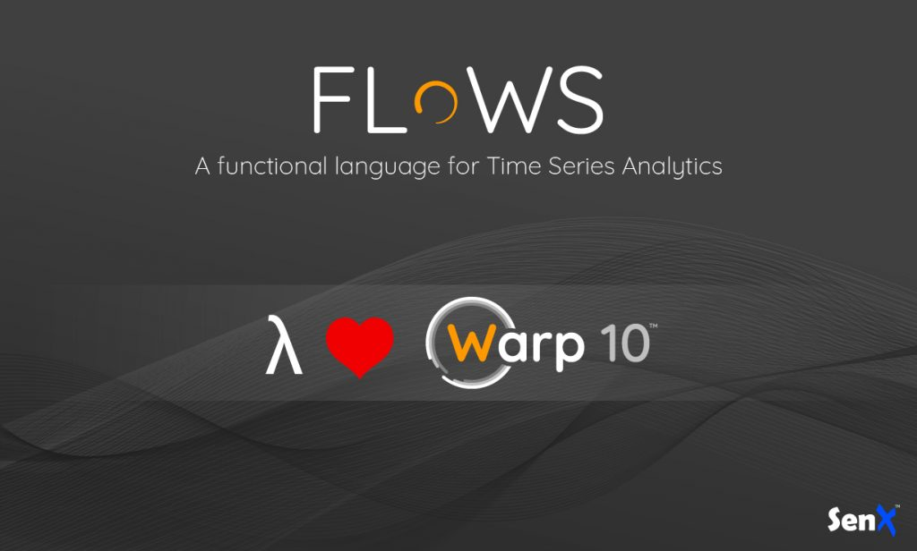 Introducing FLoWS, A functional language for Time Series Analytics