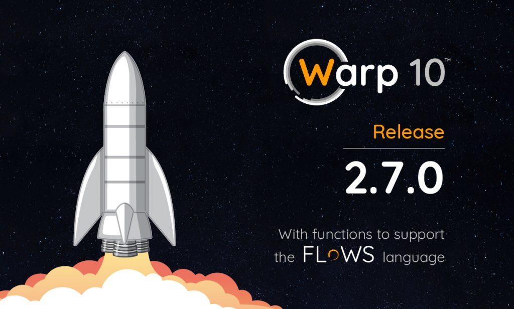 Warp 10 release 2.7.0