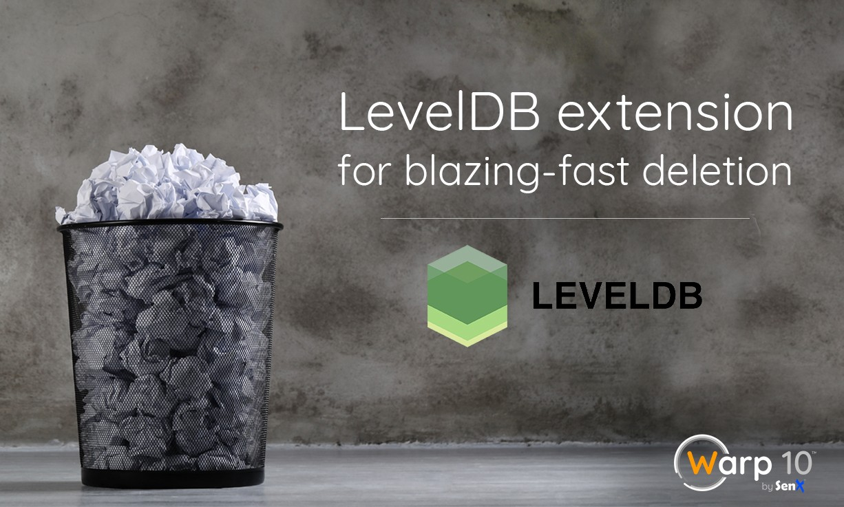 LevelDB extension for blazing-fast deletion