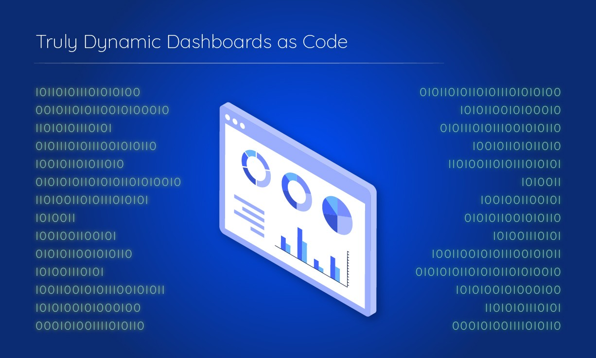 Truly dynamic dashboards as code